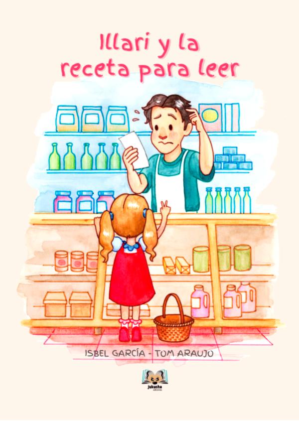 Illari y la receta para leer